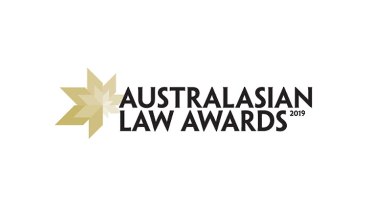 Australasian Law Awards Nominations